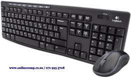 Logitech MK 270 Wireless Desktop Keyboard and Mouse