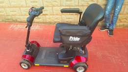 Motorized Travel Scooter for Sale