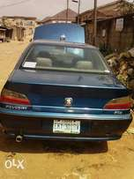 Peugeot 407 first body