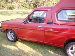 Selling my Nissan 1400 - Red for R28500.00