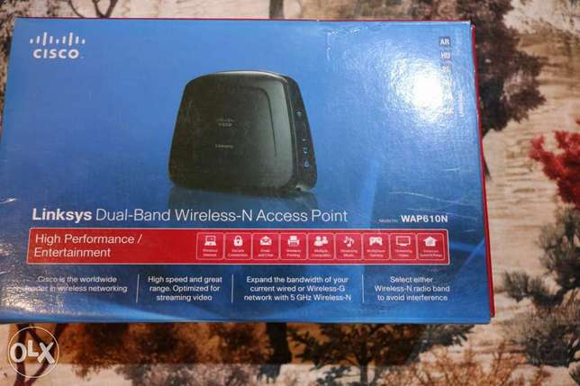 linksys business access point
