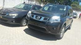 Nissan x-trail 4by4 fully 5s 4b