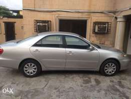 very clean Tokunbo big daddy Camry 2005 at a give away price..