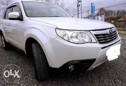 2008 Subaru Forester in excellent condition accident free