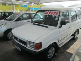 In Good Condition 1999 TOYOTA Venture 7 Seater Taxi Venture