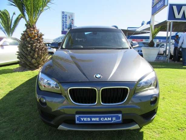 BMW x1 sDrive2.0i A/T-- Full agent service history Kuils River - image 6