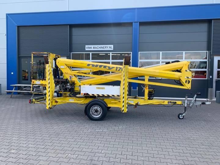 Niftylift 170 H D E Hoogwerker - 2006