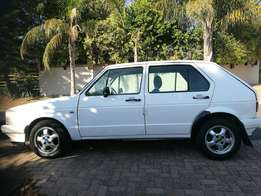 1998 VW Citi Golf