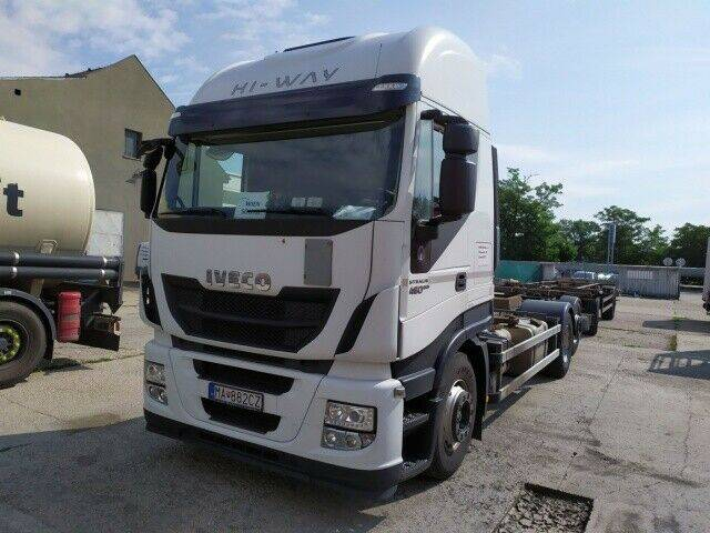 Iveco Stralis AS260SY/FP CM - 2014