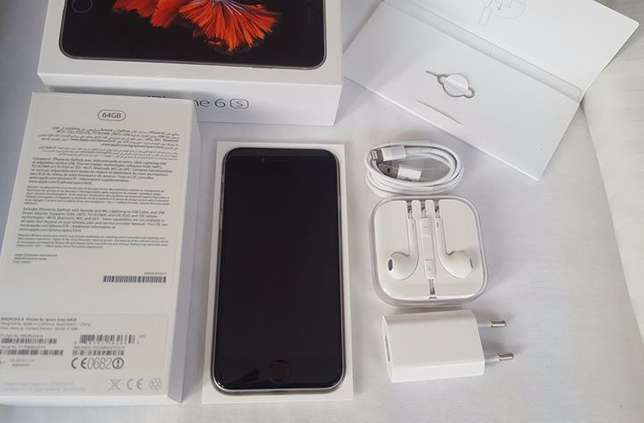 Clean iPhone 6(S) - 64gb Kloof - image 1