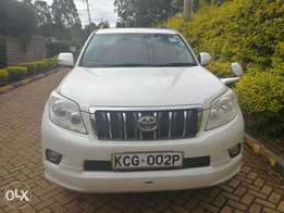 Toyota Prado Petrol finance arrangements available
