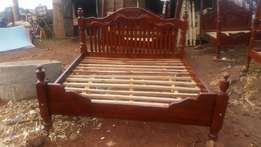 6by6 simple bed