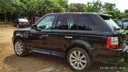 Range rover super charged sport