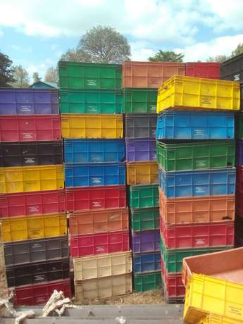 High quality Kenpoly crates in good condition Meru Town - image 2