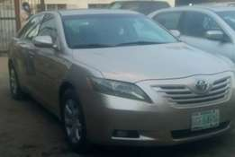 CLEAN Toyota Camry 2007 upgraded to 2010 for N1.8m