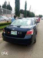 Accord,first body accident free,lagos cl.