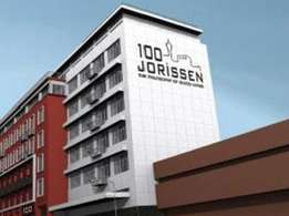1 Bedroom in Braamfontein ( 100 jorrisen)