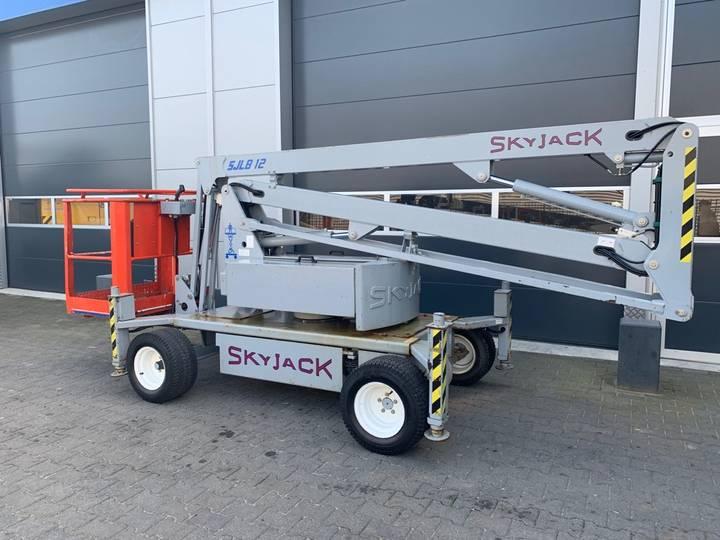 Skyjack SJ LB 12 Hoogwerker - 2000