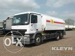 Mercedes-benz Actros 2544 - To be Imported