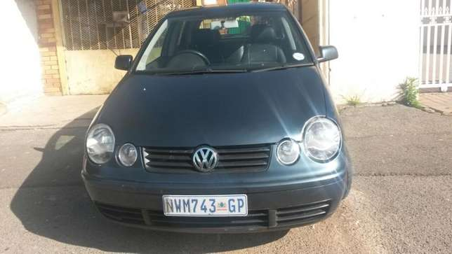2003 VW Polo 1.6 Available for Sale Johannesburg - image 4