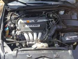 Fairly used Honda accord 05