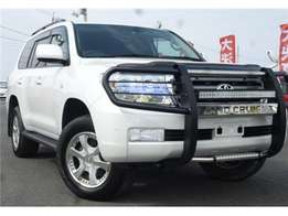 2008 Foreign Used Toyota, Land Cruiser Petrol For Sale - KSh5,500,000