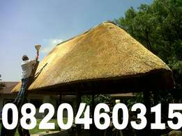 Thatch, Fireproofing, Harvey Thatch
