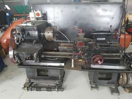 Wilson Lathe for sale (3 phase)