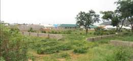 Land at Build and Park in, off Arab Road behind Glass Church, Kubwa