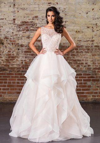 1b8a906ee9 Sprzedam suknię ślubną Justin Alexander Signature 9847 ! Brzesko - image 1