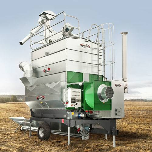 Mepu Mobilnye zernosushilki  serii M grain dryer - 2017