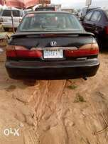 This is a good Honda accord for sale