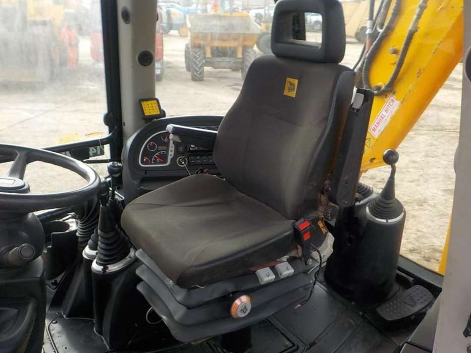 JCB 3CX P21 Turbo - 2014 - image 11