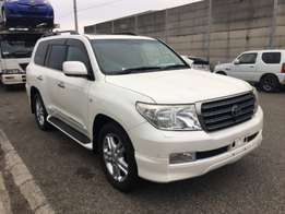 Quick Sale! 2010 Toyota Land Cruiser V8 ZX Foreign Used 7,000,000/=