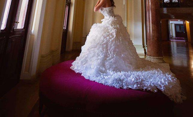 Свадебное платье S  6 000 грн. - Весільні сукні Одеса на Olx 01468ea8ddeb0