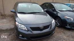 Foreign Used 2010 Toyota Corolla LE For N3.5M