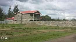 4 Bedroom mansionette for sale in pipeline Nakuru but partly finished