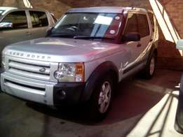 Land rover discovery 3 tdv6 se a/t