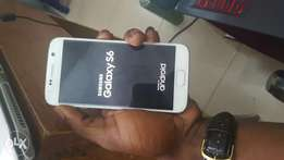 White Samsung Galaxy S6 32GB