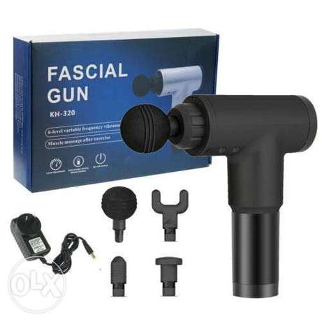 Promo : Quality Facial Gun KH-320 Muscle Massager