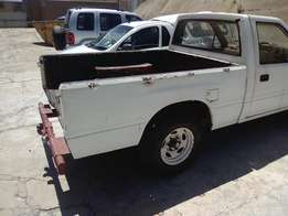 Reliable Bakkie For Hire