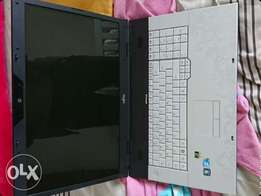 fujitsu laptop for sale i2 excellent condition 18 inch