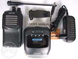 Rechargeable Baofeng Two-way Radio Walkie Talkie at R700 per set of 2