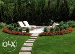 Landscaping, Gardening Services and Repairs.