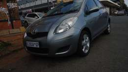 2009 Toyota yaris T3 plus comfortline with 75000km