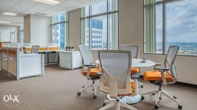 The best price and place to get Commercial office with all services!83