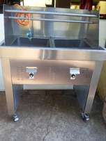 Gas Fryer - Commercial Use