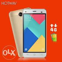 Offer Hotwav x14 brand new sealed 4g/3g/2g connectivity 16 internal