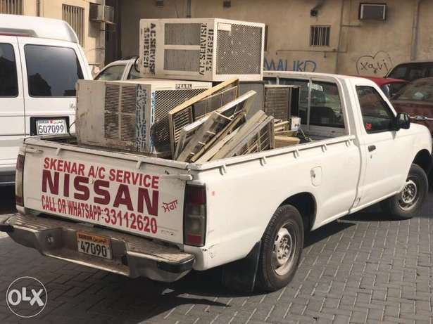 repair all type air condition