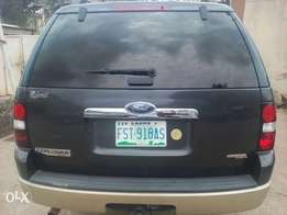 Registered 2010 Ford Explorer (Limited Edition)